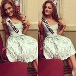 Furor en el Doral con la bella y talentosa Migbelis Castellanos. #MissUniversoVenezuela @MVlanuevaEraMB http://t.co/qh6ioYsALd