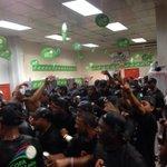 Asi Celebran tus Campeones! http://t.co/VFUWO8QZAs