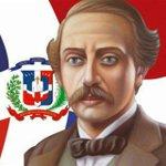 Duarte impulso a ser libre nuestra república Dominicana. Liberándola de toda potencia extranjera. Siempre tu memoria http://t.co/EhVQRgnaC4