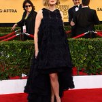 Rosamund Pike in @Dior at the #SAGAwards. More red carpet later on our site. @SAGawards http://t.co/r3GEsQKGHj