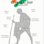 Largest Democracy in the world celebrates 65th Republic Day. RT to congratulate India #India http://t.co/mGYrhtRRZf
