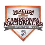 """""""@Gigantes_Fans: Fanáticos aquí tienen el logo del equipo campeón. http://t.co/10lLagfrEx"""" Felicidades! !!!"""