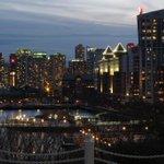 Downtown Hoboken as seen from @FollowStevens Campus   Photo by @chihoboken http://t.co/Msetxvlnkk