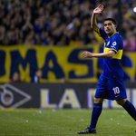 Riquelme se retira del fútbol http://t.co/wMonVBV8CS El excentrocampista de Boca pone fin a una carrera de 18 años http://t.co/cxAqTnTFg3