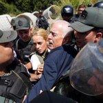 Gracias Expresidentes @AndresPastrana_ @sebastianpinera por venir a Ramo Verde pese a las amenazas http://t.co/3jOTsZhCQY