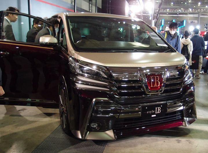 庶民の憧れ 日本が誇る高級車 新型アルファード/ヴェルファイア ついに発売へ
