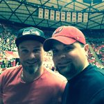 @PearlJam Look who I found at the @Runnin_Utes game tonight... http://t.co/SKdVDO7Al0