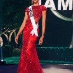 #MissJamaica Favorita del certamen! #MissUniverso2015 ¿Quién es su favorita? http://t.co/KhDMnpjYjk