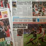 Krantenoverzicht #ajafey: 'Kater na Klassieker' http://t.co/GZlpYc30U3