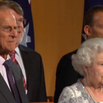 PM @TonyAbbottMHR sparks outrage by awarding Prince Phillip a knighthood. @lcalcutt http://t.co/5WfE1hpTGL #9News http://t.co/RNTTpZM6tz