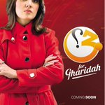 G for Gharidah. Coming soon! At Express News. http://t.co/EmM5jTLWks