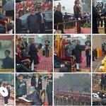 In Images: #RepublicDay2015 Celebrations at Rajpath, New Delhi: http://t.co/AcMVoKR7K6 http://t.co/OlBjHBM27q