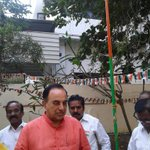 RT @surnell: Happy Republic Day. Dr @Swamy39 hoists the Tricolor before @vhsindia convenor meet in #Chennai http://t.co/ZbRhQNUyWP