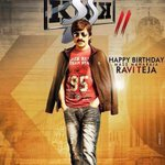 Happy Birthday to Mass Maharaj Ravi Teja. Kick 2 teaser Rocks.  http://t.co/NVOxNU14MB