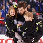 Cue the awws. Its Papa @Burnzie88. #NHLAllStar http://t.co/2OlKl441rS
