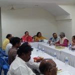 RT @ranganaathan: National steering committee meeting of #VHS starts http://t.co/SwhaDlFxhM