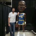 You can do what @andrewbogut is doing here if you come to Tuesdays #ManuteBobblehead game » http://t.co/nwI1rEDUwB http://t.co/f5yhG0d94X