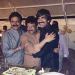 RT @AsianCinemas_: .@RGVzoomin & @actorbrahmaji in Raviteja's B'day Celebrations!