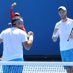 Huge win for BBC commentator @dominglot and new partner Florin Mergea. Theyve knocked out the Bryan brothers! http://t.co/EtFHmPnagJ