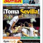 Portada @superdeporte_es ¡Toma Sevilla! Nuno: Nuestra bomba es Mestalla. El Valencia CF supera 2 penaltis en contra. http://t.co/Izn9gucJKl