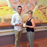 #AliceSprings #AustraliaDay Ambassador Byron Watson visited #AliceSprings hospital @AliceSpringsTC http://t.co/1ZreBFtyaN