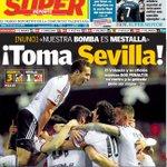 Portada @superdeporte_es: ¡Toma Sevilla! El VCF y su afición superan 2 penaltis en contra y la goleada pudo ser mayor http://t.co/Fv1yrRCyQl