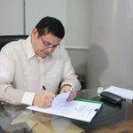JUST IN: Sen. TG Guingona signs arrest order vs. Makati Mayor Binay, 5 others. http://t.co/4E8cH5aE0p (Photo via @TgGuingona) via...