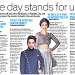 RT @ShrutiHaasan_FC: Happy Republic day everyone! Read What Republic Day means to @shrutihaasan, in today's HT Cafe! pic via: @htcafe http:…
