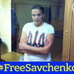 Russia must #FreeSavchenko and other Ukrainian prisoners it illegally detains. Join this Twitter storm! RT http://t.co/QJHS1KEXkU