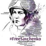 """@krivorozhanin_: #FreeSavchenko #FreeSavchenko #FreeSavchenko #FreeSavchenko #FreeSavchenko #FreeSavchenko http://t.co/5wU6woQp7U"""