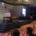 Now: @BarackObama addressing the #IndiaUS Business Summit. @narendramodi http://t.co/28wcqJvlis