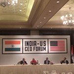 PM Shri @narendramodi speaking at the #IndiaUS CEO forum http://t.co/G9MXkndw97