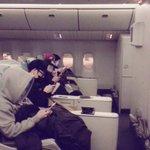 한국 도착 밀린 카톡 확인하시나봐요들 http://t.co/tHPw6vPBXn