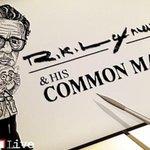 BREAKING | Legendary cartoonist RK Laxman dies at 94 in Pune http://t.co/gtCoamVV5w