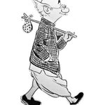 "Thank you for the laughter & simpler times RT @TimesNow ""Common man"" no more! Cartoonist RK Laxman passes away. http://t.co/SQPuQCZfGH"