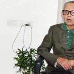 Eminent cartoonist R K Laxman passes away http://t.co/3WuGaFYQkd http://t.co/cBUi9CqfiS