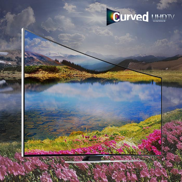 Let's go travel around the world with brilliant display of Samsung Curved UHD TV in your room! http://t.co/4mfOoWtZqk