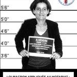 """#loiMacron= Moins demplois pour nos régions !! @itele @itele_LesOFF @OuestFrance @Notaires_Ouest trois de plus !!! http://t.co/VhhcIUpwcj"""""""