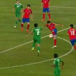 50 골!!!! 김영권의 그림 같은 발리 슈팅이 이라크의 골망을 흔듭니다!! 대한민국 2-0 이라크 #KORvIRQ #AC2015 http://t.co/MqpAadCaoh