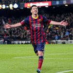 FACT: Lionel Messi has now scored 341 goals in his last 341 matches for Barcelona. Incredible! http://t.co/EcPzIkvFDG