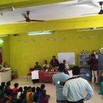 Vaazhvadhu Oru Murai Vaazhthattum Thalaimuraigal - @Padmhasini's project with kids in Kovalam village.
