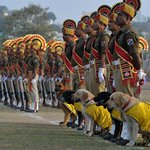 In Secunderabad, Republic Day celebrations included canines in uniform http://t.co/Vhlrm3s8pu http://t.co/ysUPyDnQHn