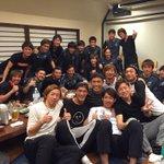 宮崎キャンプ無事に終了し、帰ってきました。選手、スタッフみんなで一緒に良い時間を共有し良い練習が出来ました。 やるぞ〜!頑張るぞ〜!おりゃ〜! まずは休みます。We are Reds!!! http://t.co/bcYjxygFp7