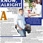 Here Exclusive interview by @bharath1 | @menongautham open up #YennaiArindhaal #Ajith Character inspired by #Sathya http://t.co/AV1fLxyOFM
