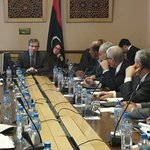 1/2 Libyan Parties convened today, Monday 26 January 2015, a new round of UN-Facilitated #LibyanDialogue @UNGeneva http://t.co/zQIUNUqwAa