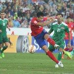 한국 축구대표팀이 2015 호주 아시안컵 준결승전에서 이라크를 2-0으로 꺾고 결승에 진출, 55년만의 아시안컵 정상 도전에 나섭니다. http://t.co/cBrWh35CCz http://t.co/cX6yYesJ7q