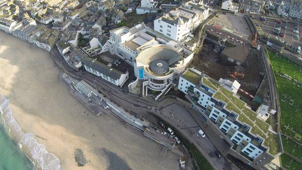 Fantastic news! #CoastalCommunitiesFund gave £3.87m to @tate_StIves for the Phase 2 project!   http://t.co/zPKXlLw4zM http://t.co/w0i2qoS0XM