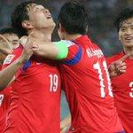 아시안컵 우승이 눈앞에? 한국 축구대표팀이 27년만에 결승에 진출했습니다! 전반 20분 이정협의 선제골, 후반 5분 김영권의 추가골로 이라크를 2대0으로 꺾었습니다. http://t.co/wgK6W5qYWt http://t.co/ZWtdeGMJaX