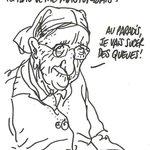 Je constate lhumour de merde de Charlie Hebdo. Effectivement, vous êtes Charlie, cest a dire des gros cons http://t.co/92p67Ko9hy