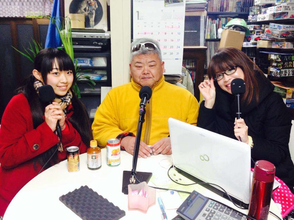 """来週月曜日、あいりちゃん登場でーす(≧∇≦)""""@airi5150: 21:00〜はツイ生はつかいちさんに出演です!!! Ustreamで配信するので是非聴いてコメントください(((o(*゚▽゚*)o))) http://t.co/SJIwRjCp0K"""""""
